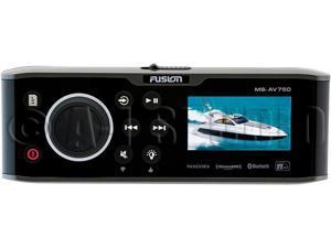 Fusion MS-AV750 CD/MP3/iPod Marine Receiver