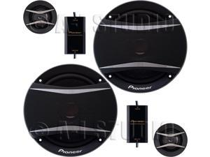 """Pioneer TS-A1606C 6-½""""Component Speaker System"""