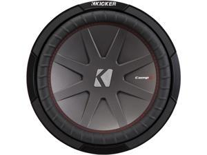 "Kicker CWR122 (43CWR122) 12"" CompR Car Subwoofer"