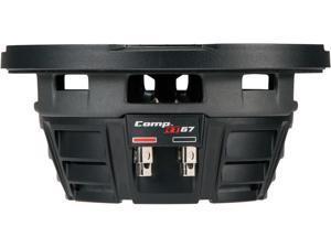 """Kicker CWRT672 (43CWRT672) 6-¾"""" CompRT Car Subwoofer"""