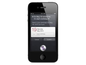 Apple iPhone 4S 16GB Black - Unlocked