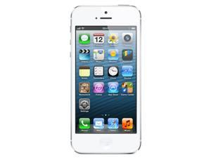 Apple iPhone 5 16GB 4G LTE GSM Unlocked Cellphone - White