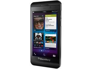 BlackBerry Z10 4G LTE Smartphone Black Unlocked NEW