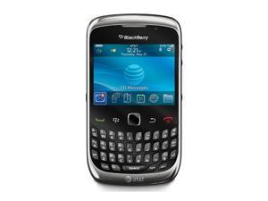BlackBerry Curve 9300 GSM Global 3G Refurbished Smartphone AT&T
