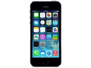 Apple iPhone 5s 16GB 4G LTE Space Gray - Unlocked AT&T