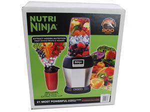 Nutri Ninja Pro 900 Watt Blender-Most Powerful Nutrient & Vitamin Extractor.