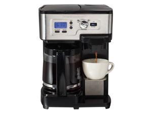 Hamilton Beach 2-Way FlexBrew Coffeemaker (49983)