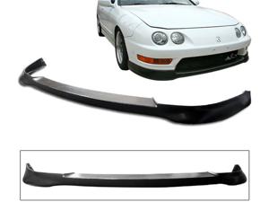 98-01 Acura Integra Dc2 Polyurethane Jdm Front Bumper Lip Spoiler Bodykit T-R