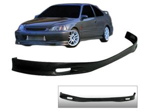 99-00 Honda Civic Ek Spoon Urethane Front Bumper Lip Spoiler