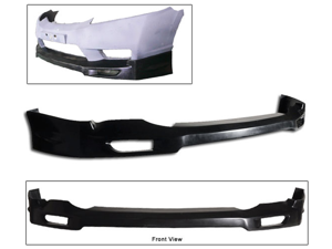 09-11 Honda Civic Sedan 4dr 4 Door Poly Urethane Front Bumper Lip Spoiler Mug