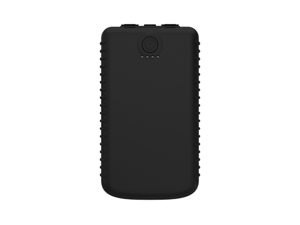 ELECTRA by Trident Case - UNIVERSAL PORTABLE POWER 9000mAh - Black