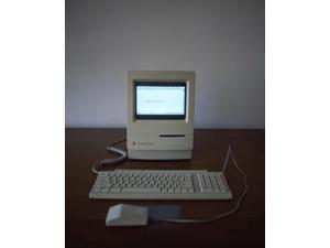 Apple Macintosh Classic desktop PC Poster Print by Panoramic Images (9 x 27)