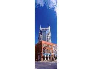 BellSouth Building in Nashville, Tennessee, USA Poster Print by Panoramic Images (12 x 37)