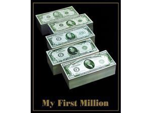 My First Million Poster Print (16 x 20)