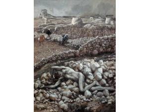 Son of the Master Vineyard, James Tissot (1836-1902 French) Poster Print (18 x 24)