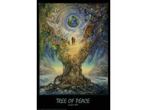 Tree Of Peace Poster Print by Josephine Wall (24 x 36)