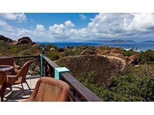 The Top of the Baths in Virgin Gorda, British Virgin Islands Print by Joe Restuccia III