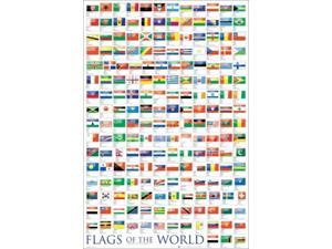 Flags Of The World 2011 Poster Print (36 X 24)