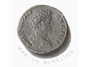 Marcus Aurelius, 121 AD Poster Print (13 x 14)