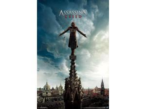 Assassin's Creed Movie - One Sheet Poster Print (22 x 34)