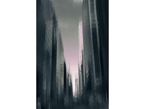 New York Noir Poster Print by  Jessica Jenney  (12 x 18)