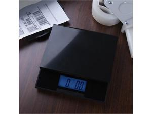 56lb Digital Postal Scale with Blue LCD and Adapter