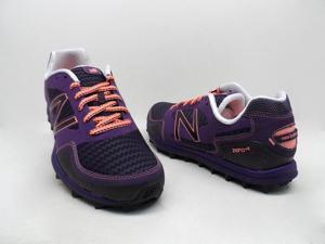 New Balance Women's WT00 Minimus Zero v2 Trail Runner Purple/Pink Size 10B New