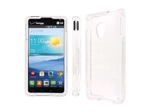 Lucid 2 Case, MPERO SNAPZ Series Clear Case for  Lucid 2 VS870