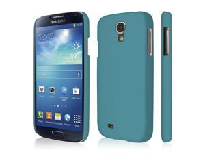 EMPIRE KLIX Slim-Fit Hard Case for Samsung Galaxy S4 - Soft Touch Teal