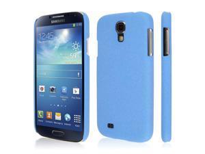 EMPIRE KLIX Slim-Fit Hard Case for Samsung Galaxy S4 - Quicksand Light Blue
