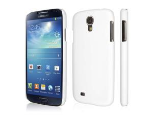 EMPIRE KLIX Slim-Fit Hard Case for Samsung Galaxy S4 - Soft Touch White