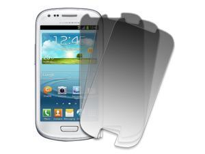 Samsung Galaxy S3 Mini Screen Protector, Matte Anti-Glare 3-Pack - MPERO