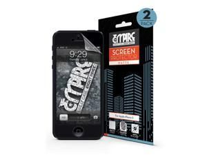 iphone SE 5S Screen Protectors, EMPIRE Premium ANTI-GLARE Screen Protector for Apple iphone SE 5 / 5S / 5C - 2 Pack