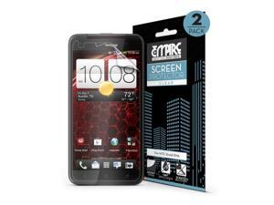 EMPIRE Premium CLEAR Screen Protectors for HTC DROID DNA - 2 Pack