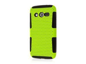 Samsung Galaxy Avant Case, MPERO FUSION M Series Protective Case - Neon Green