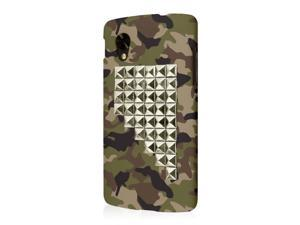 Nexus 5 Case, EMPIRE Signature Series One Piece Slim-Fit Case for Google Nexus 5 D820 D821 - Cute Camo Stud