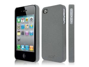iPhone 4S Case, EMPIRE KLIX Slim-Fit Hard Case for Apple iPhone 4 / 4S - Quicksand Grey