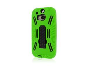 IMPACT XL Kickstand Case, HTC One M8, Green