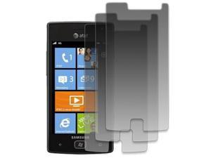 EMPIRE Samsung Focus Flash I677 3 Pack of Screen Protectors [EMPIRE Packaging]