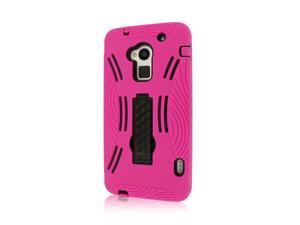 IMPACT XL Kickstand Case, HTC One Max, Hot Pink