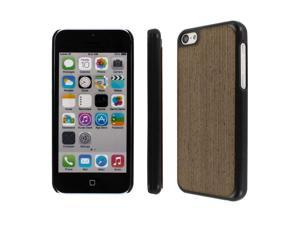iPhone 5c Wood Case, MPERO Embark Series Recycled Wood Case for Apple iPhone 5C - Wenge