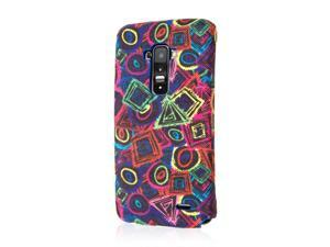 Signature Series Fashion Case,  G Flex, Neon Scribbles