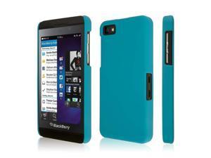 Blackberry Z10 Case, EMPIRE KLIX Slim-Fit Hard Case for Z10 - Soft Touch Teal