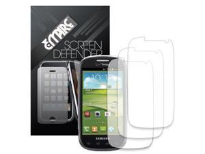 EMPIRE 3 Pack of Invisible Screen Protectors for Samsung Galaxy Stratosphere II I415