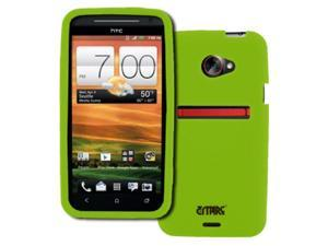 EMPIRE Sprint HTC EVO 4G LTE Silicone Skin Case Cover (Neon Green) [EMPIRE Packaging]