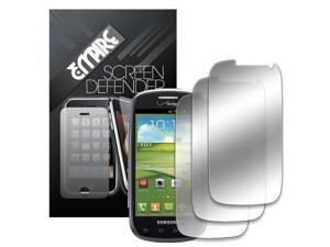 EMPIRE 3 Pack of Mirror Screen Protectors for Samsung Stratosphere II I415