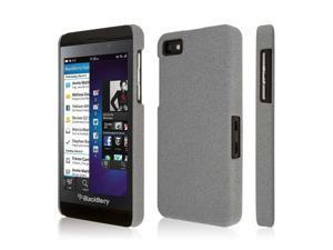 Blackberry Z10 Case, EMPIRE KLIX Slim-Fit Hard Case for Z10 - Quicksand Gray