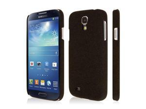 EMPIRE KLIX Slim-Fit Hard Case for Samsung Galaxy S4 - Quicksand Black