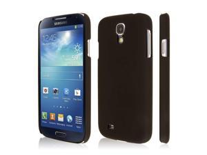 EMPIRE KLIX Slim-Fit Hard Case for Samsung Galaxy S4 - Soft Touch Black