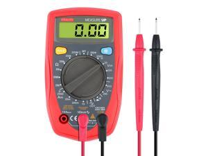Etekcity MSR-R500 Digital Multimeter, Amp/Ohm/Volt Meter, Multi Tester w Diode and Continuity Test